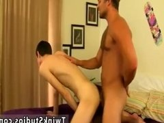 Emo boy sucks his own dick gay first time