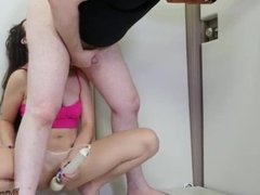 Amateur interracial teen couple Training my