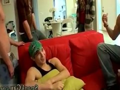 Diaper down spanking gay A Gang Spank For