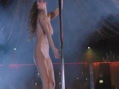 Viola Bailey HOT Striptease