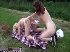 Blonde teen next door Hot lezzies going on