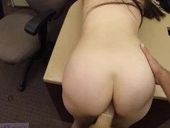 Teens love black cock creampie first time