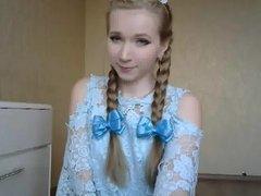Cute Little Russian Alice 1