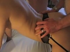 Hotel Entertainment - the girls get fucked!