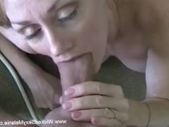 Amateur Granny Cum Whore Facial