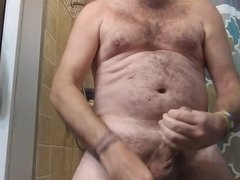 6 20 17 Pumping out fucking gobs of cum