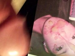 my cumtribute for you weird spitswhore!