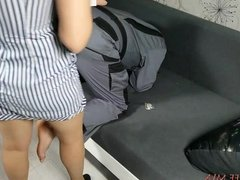 Strap on with Strict Wife Mia name