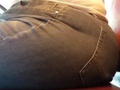 Huge ass Gilf side view