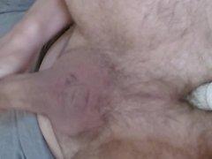 Porno mit Vib im Arsch