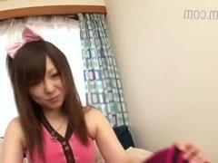 japanese teen sister handjob