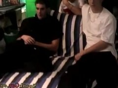 Spanking naked erect males  gay first