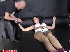 Julia De Lucia gets punished the right way