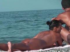 Amateur Big Ass Nudist Milfs Beach Voyeur HD Cam Spy Video