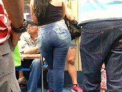 Rabuda no Metro