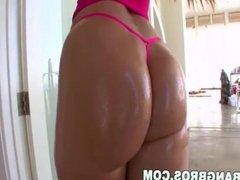 BANGBROS - English Babe Paige Turnah Has A HUGE Ass (ap9549)