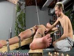 Bondage male orgasm gay xxx Dean gets