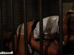 No Escape 2: Maid And Slave Caught By Mistress
