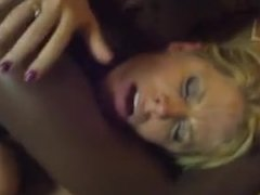 cougar hooks up with regular bbc