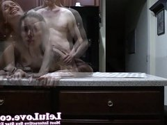 Lelu Love-Cuckolding Fucking And Cumshot On Your Placemat