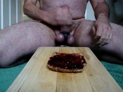 Spunk on Toast