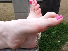 Toes And Soles