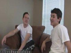 Teen boys blowjob surveys gay xxx Clay is