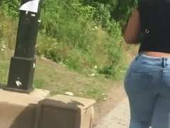 Thick Ass In Jeans