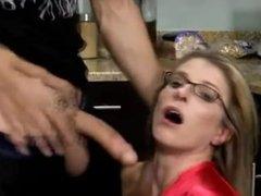 Stepmom & Stepson Affair -