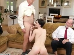 Old pussy exam hd Frannkie goes down the