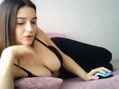 Big tits webcam Girl