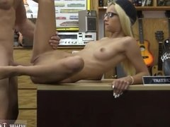 Milf creampie eating and massage rooms teen