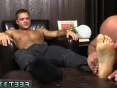 Extreme young feet gay Tyrell's Sexy Feet