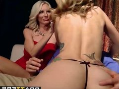Real Wife Stories - Salty and Sensual scene starring Emma St