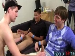 Gay classroom sex movieks frat as the party