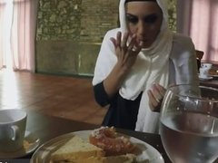 Muslim cock white girl Hungry Woman Gets