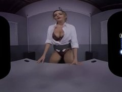 BaDoink VR Hot Anal Sex With Busty Natasha Nice VR Porn