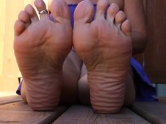 Mature Wrinkled Soles