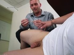 Gay amateur cums inside ass Keeping The