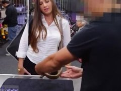 Blowjob in front of PawnShop Confession!