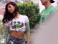 Mofos.com - Gina Valentina - Pervs On Patrol