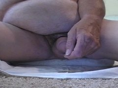 Stuffing with cum.mp4