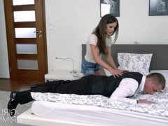 Rimming Escort - Lita Phoenix Rimjob - Girls Rimming