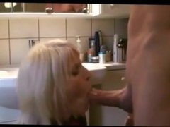 Cum in mouth from homes 5. - cumpilation