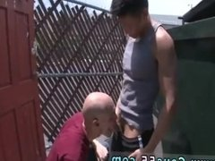 Old man and boy gay sex movie hot