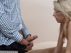 Teen casting creampie first time My dad has
