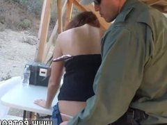 Cop arrest prostitute xxx Brunette gets