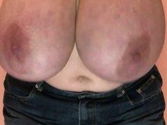Huge Hanging Tits 61