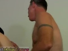 Best position for male anal masturbation