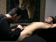 Vinnie Gives Straight Boy Paulie A Blowjob
